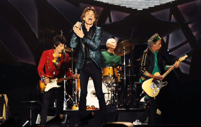 Mick Jagger and co.