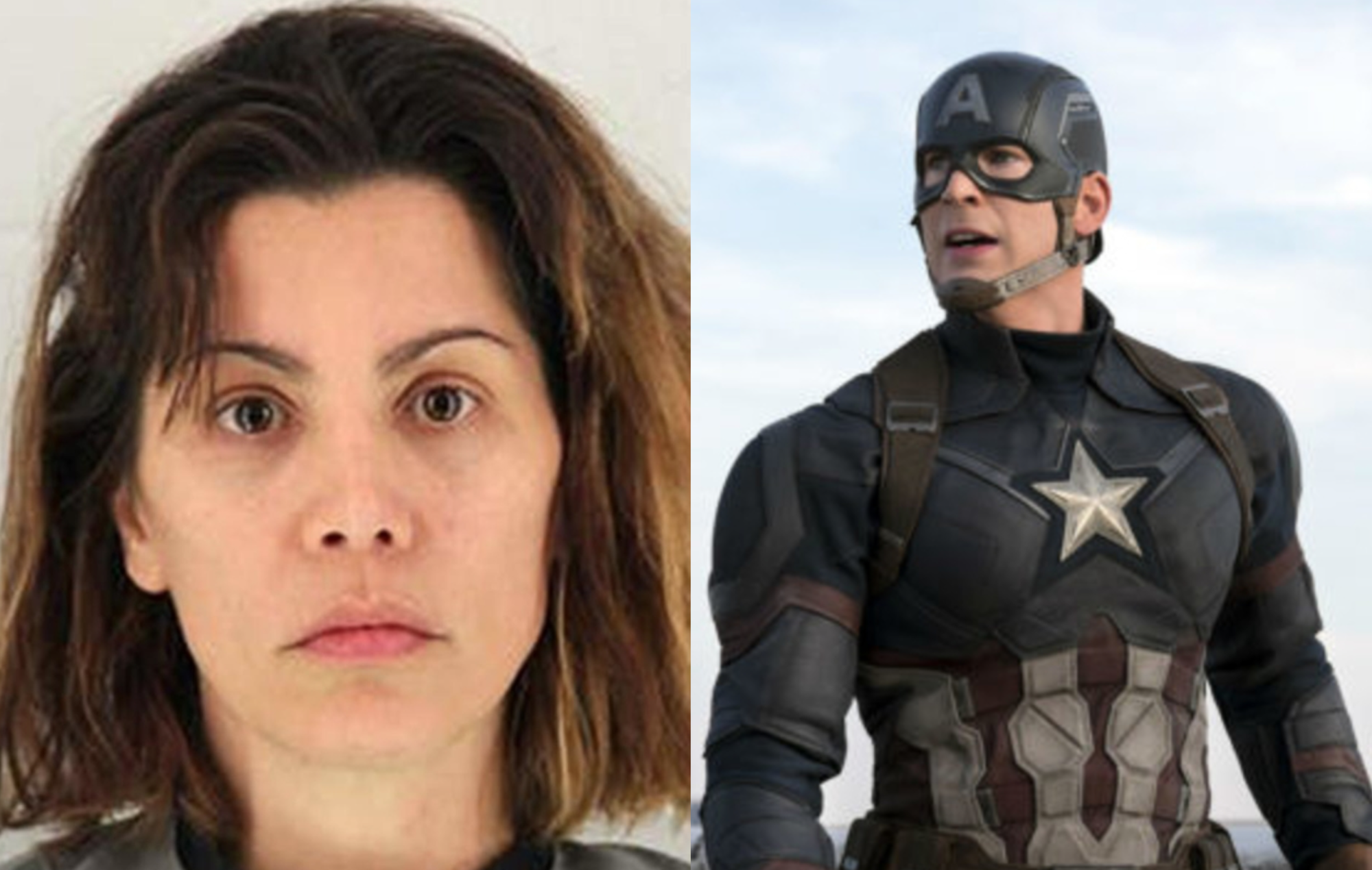 Captain America Actress Charged With Murdering Her Mother