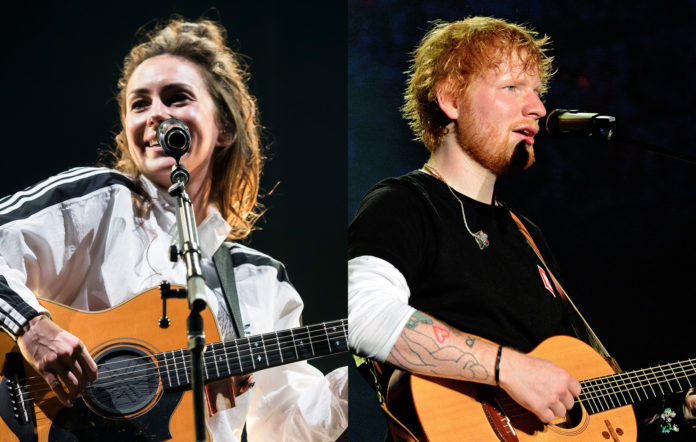 Amy Shark reveals she worked with Ed Sheeran on forthcoming single 'Love Songs Ain't For Us'