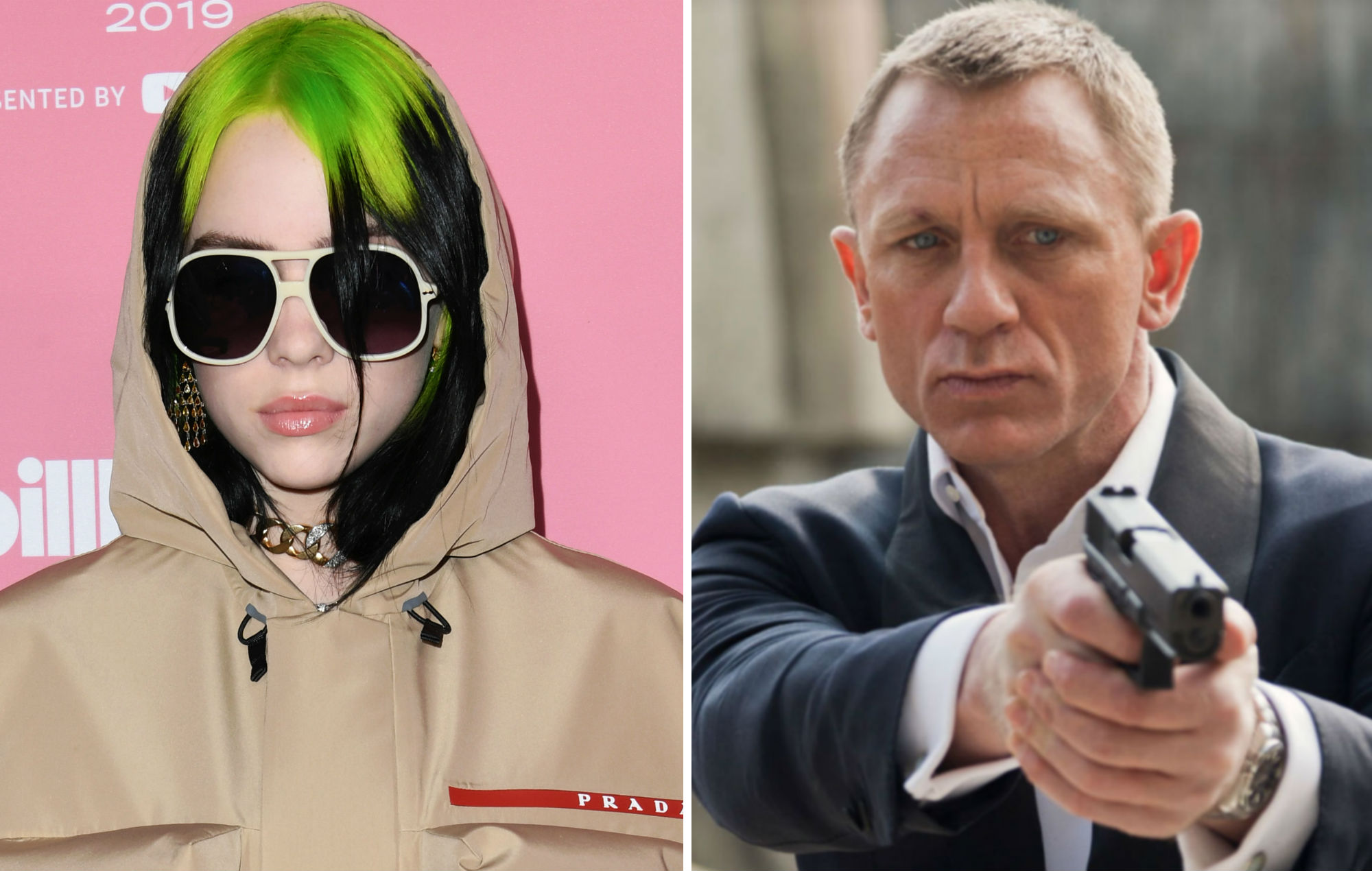 "Billie Eilish reveals Daniel Craig was ""really involved"" in approval process for 'Bond' theme"