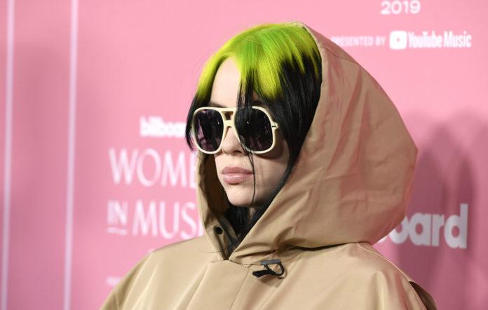 Billie Eilish attends the 2019 Billboard Women In Music