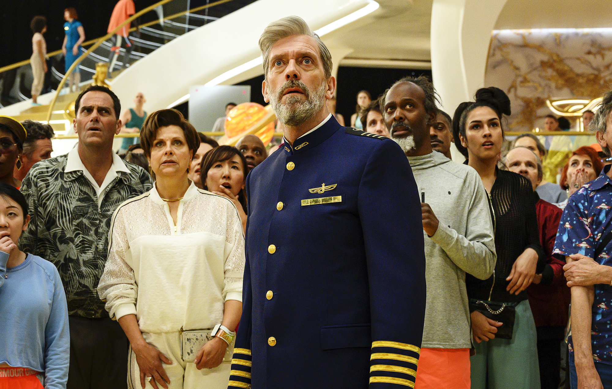 'Avenue 5' review: Armando Iannucci's 'The Good Place' set in space