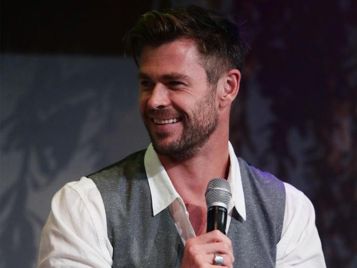 Christ Hemsworth Australia Preview 2019