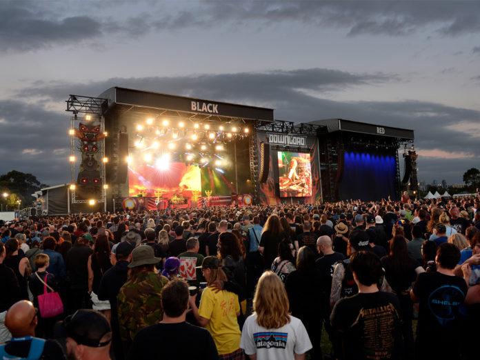 Download Festival Australia 2020 Sydney Melbourne