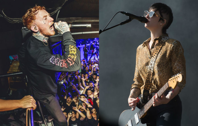 Frank Carter / The Distillers