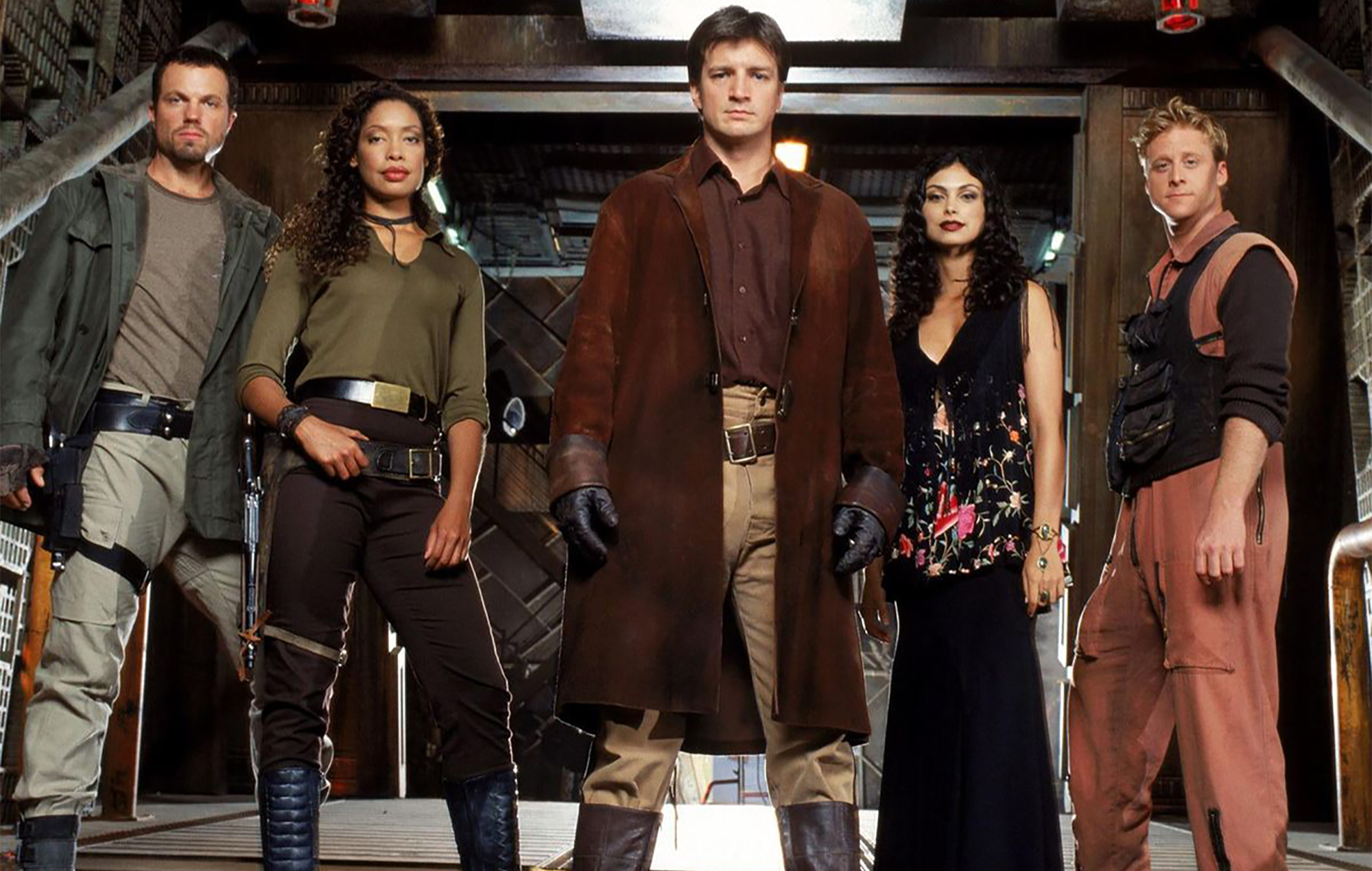 Fox is considering a revival of Joss Whedon's 'Firefly'