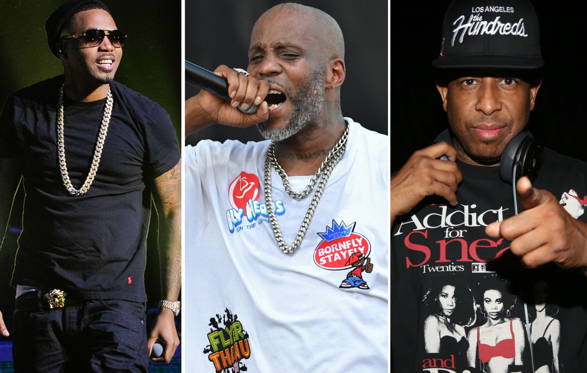 Nas, DMX and Gang Starr team up for Gods of Rap II UK tour
