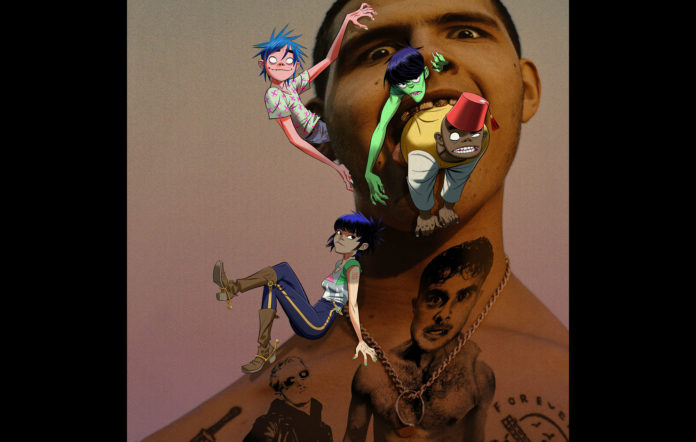 Gorillaz have teamed up with Slowthai and Slaves
