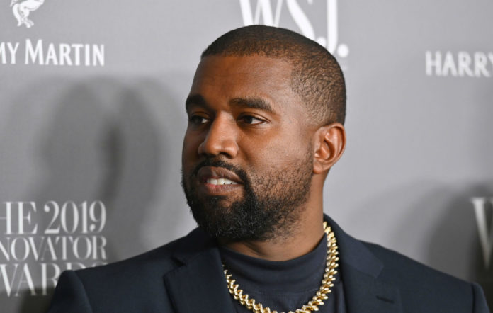 US rapper Kanye West attends the WSJ Magazine 2019 Innovator Awards at MOMA