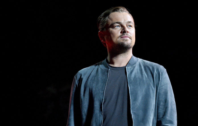 Leonardo DiCaprio speaks onstage during the 2019 Global Citizen FestivaL
