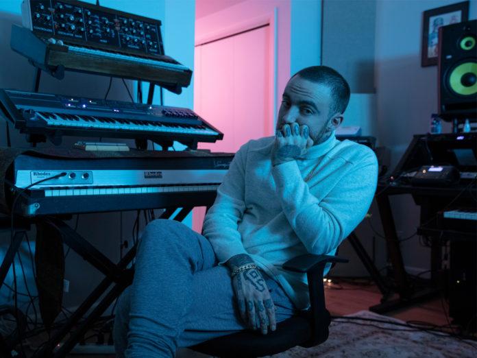 Mac Miller Circles album listening party Sydney