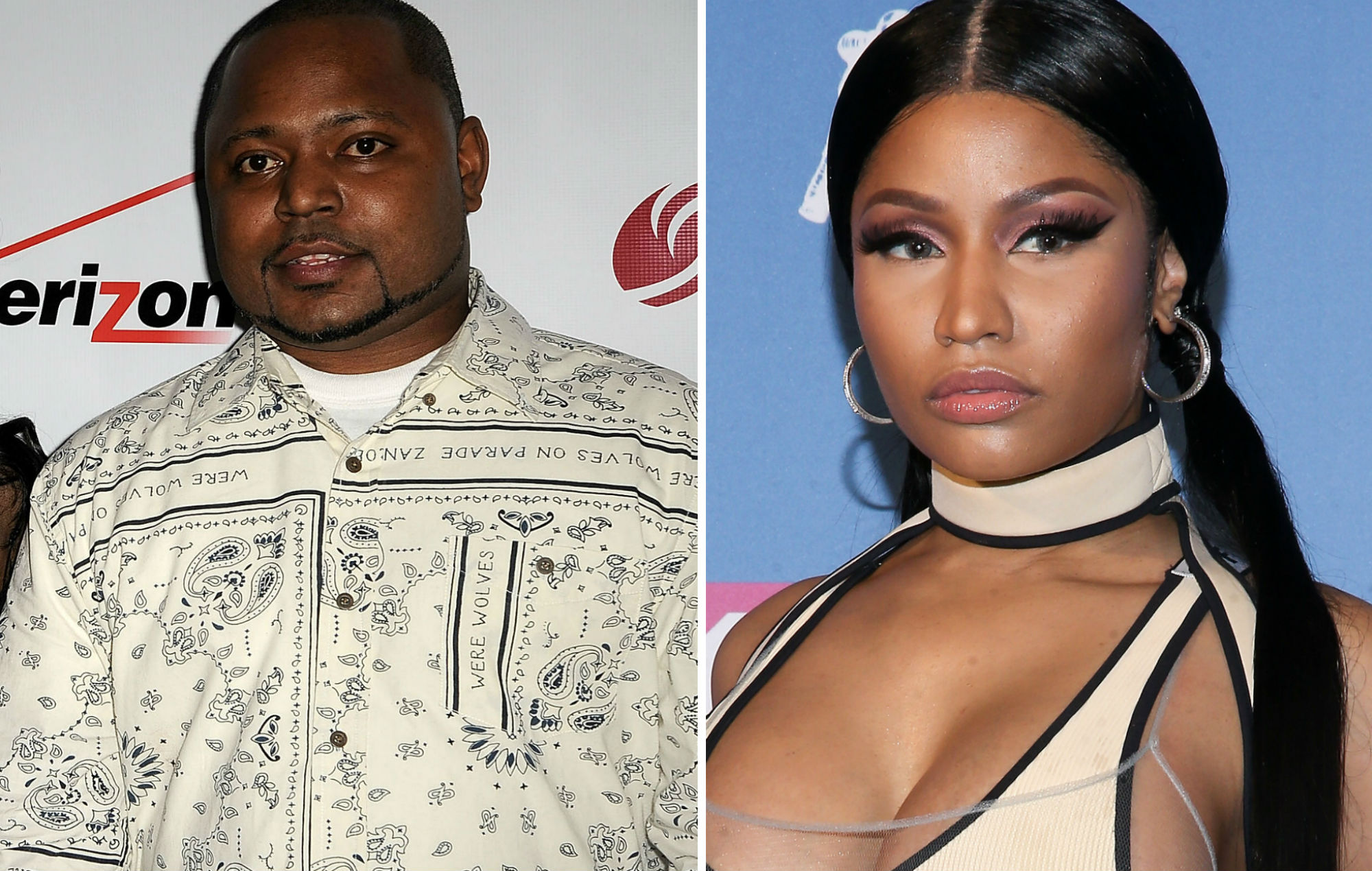 Nicki Minaj's brother jailed for raping 11-year-old girl