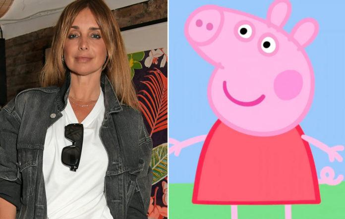 Louise Redknapp / Peppa Pig