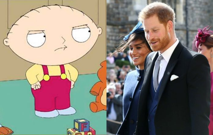 Family Guy Royal Family
