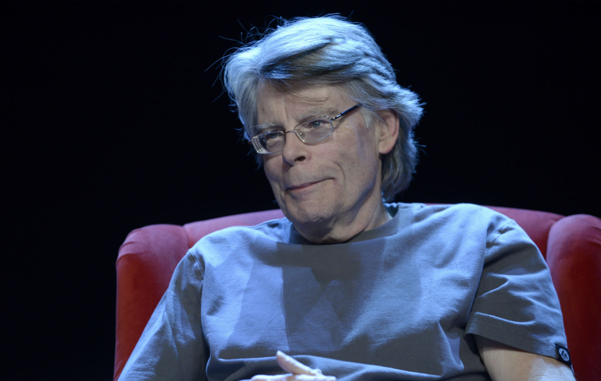 """Stephen King says the Oscars are """"rigged in favour of white folks"""""""