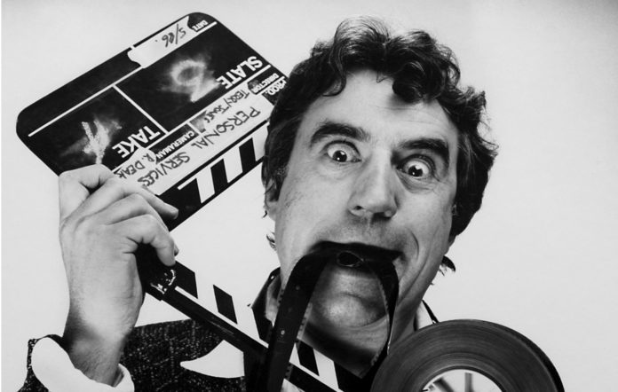 Terry Jones of Monty Python photographed in 1986