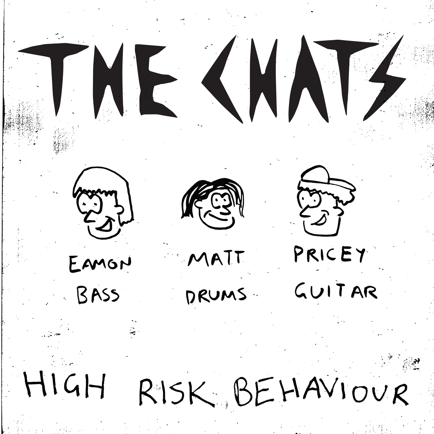 The Chats new album High Risk Behaviour