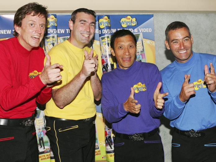 The Wiggles reunion show bushfire fundraiser