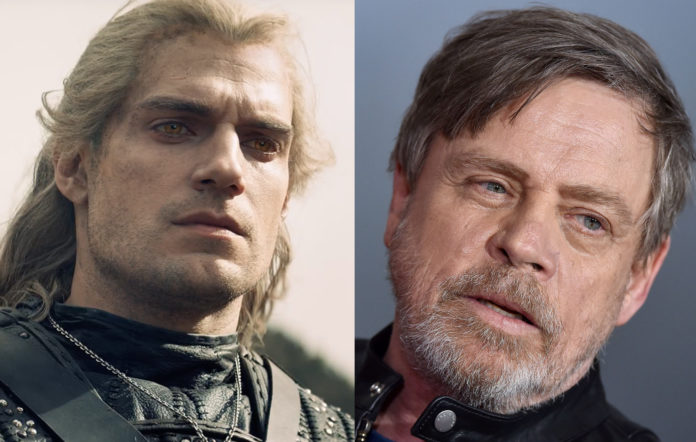 The Witcher Mark Hamill