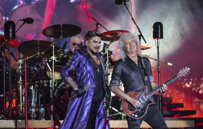 Adam Lambert Queen Fire Fight Australia Set Times