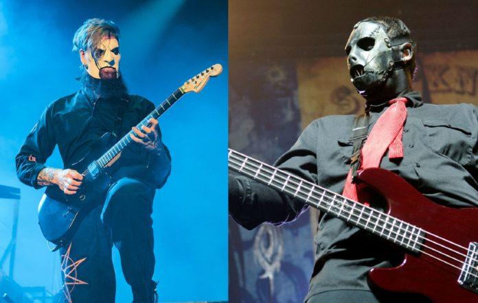Slipknot's Jim Root and late bassist Paul Gray