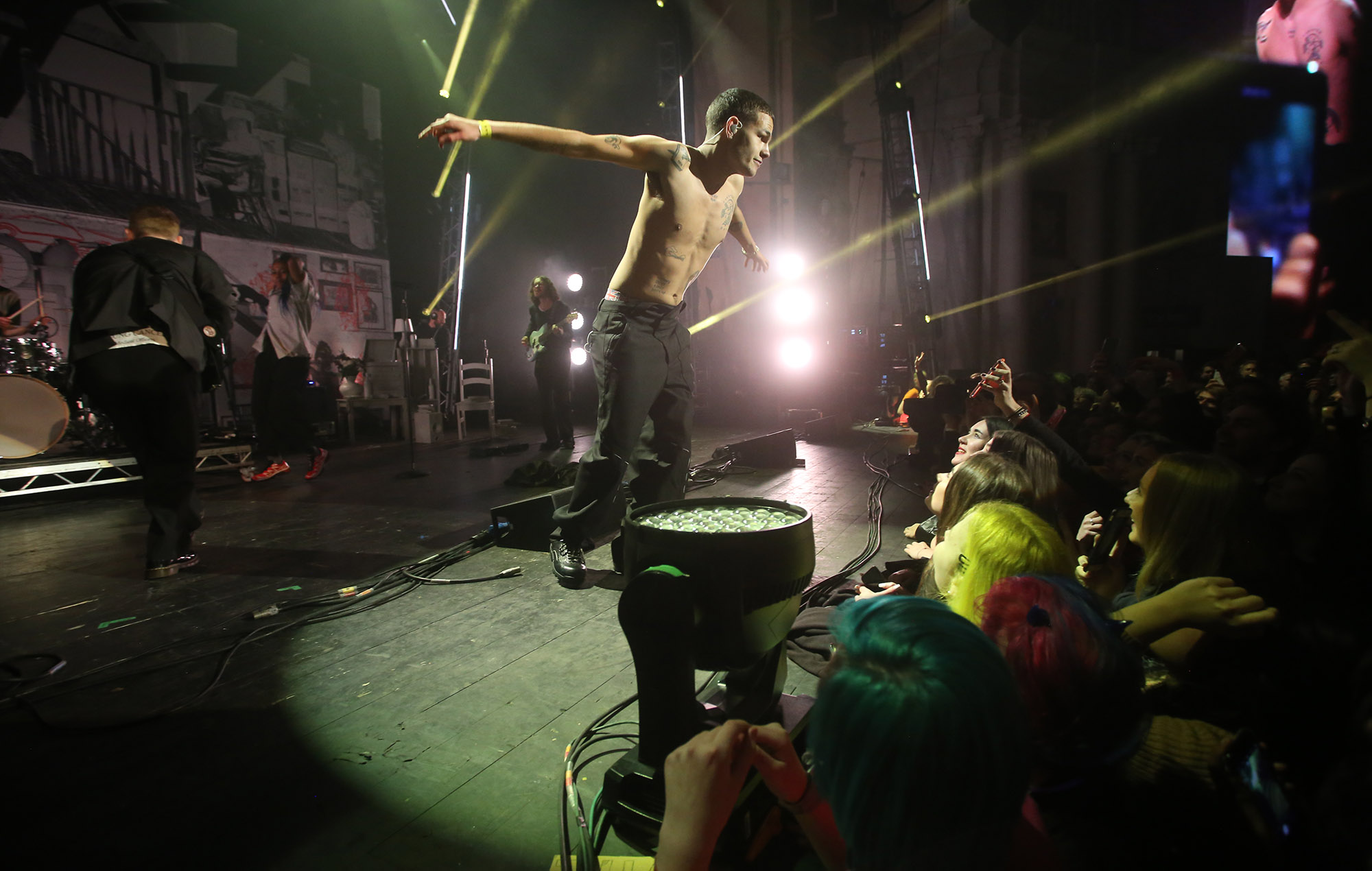 Slowthai, NME Awards 2020