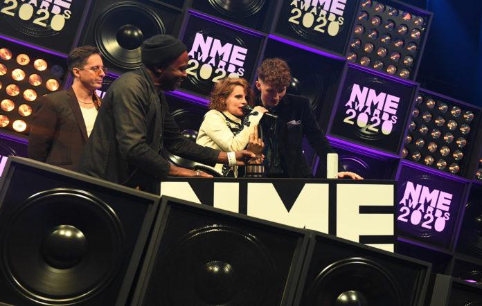 Peaky Blinders NME Awards 2020