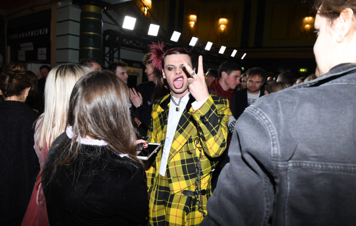Yungblud NME Awards 2020
