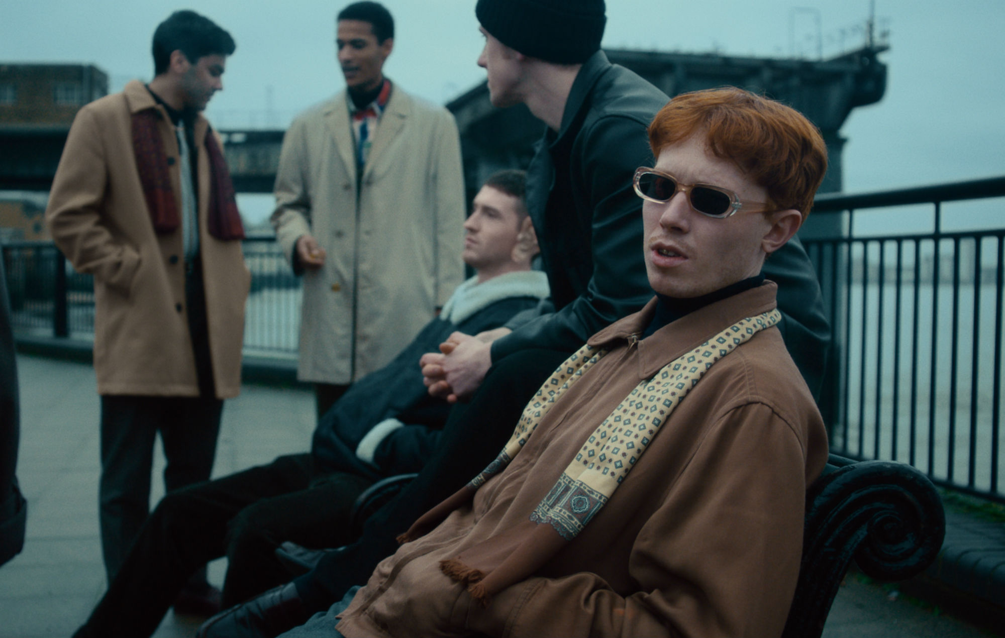 Watch the video for King Krule's new song 'Alone, Omen 3'