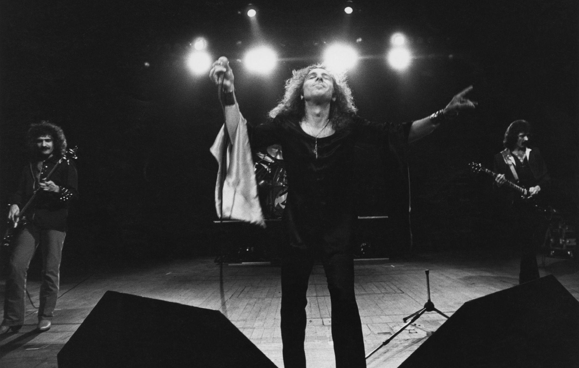Ronnie James Dio; Black Sabbath