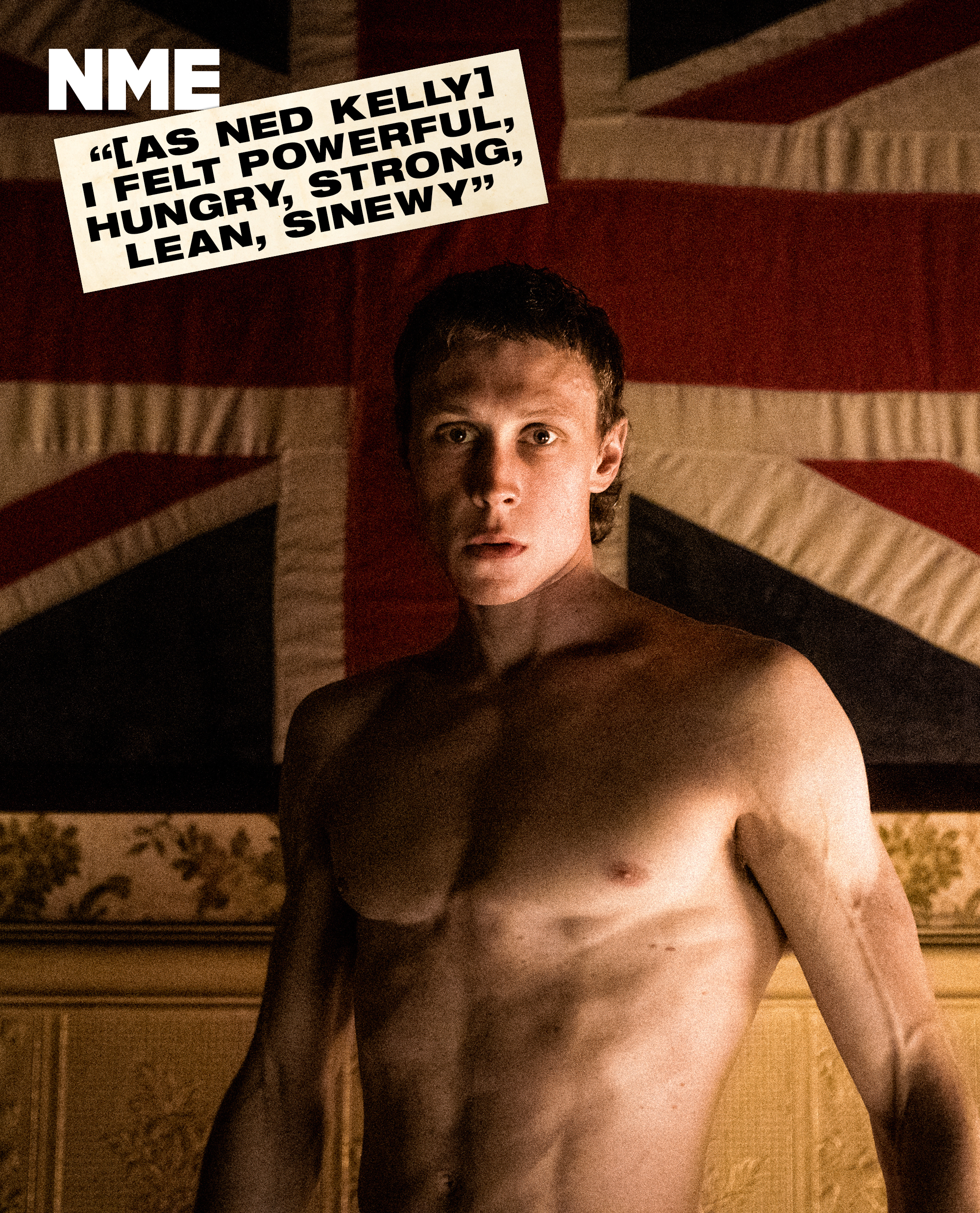 """George MacKay: """"War is one of the few things we all understand"""""""