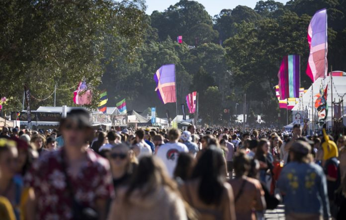 Splendour In The Grass announces 2020 line-up