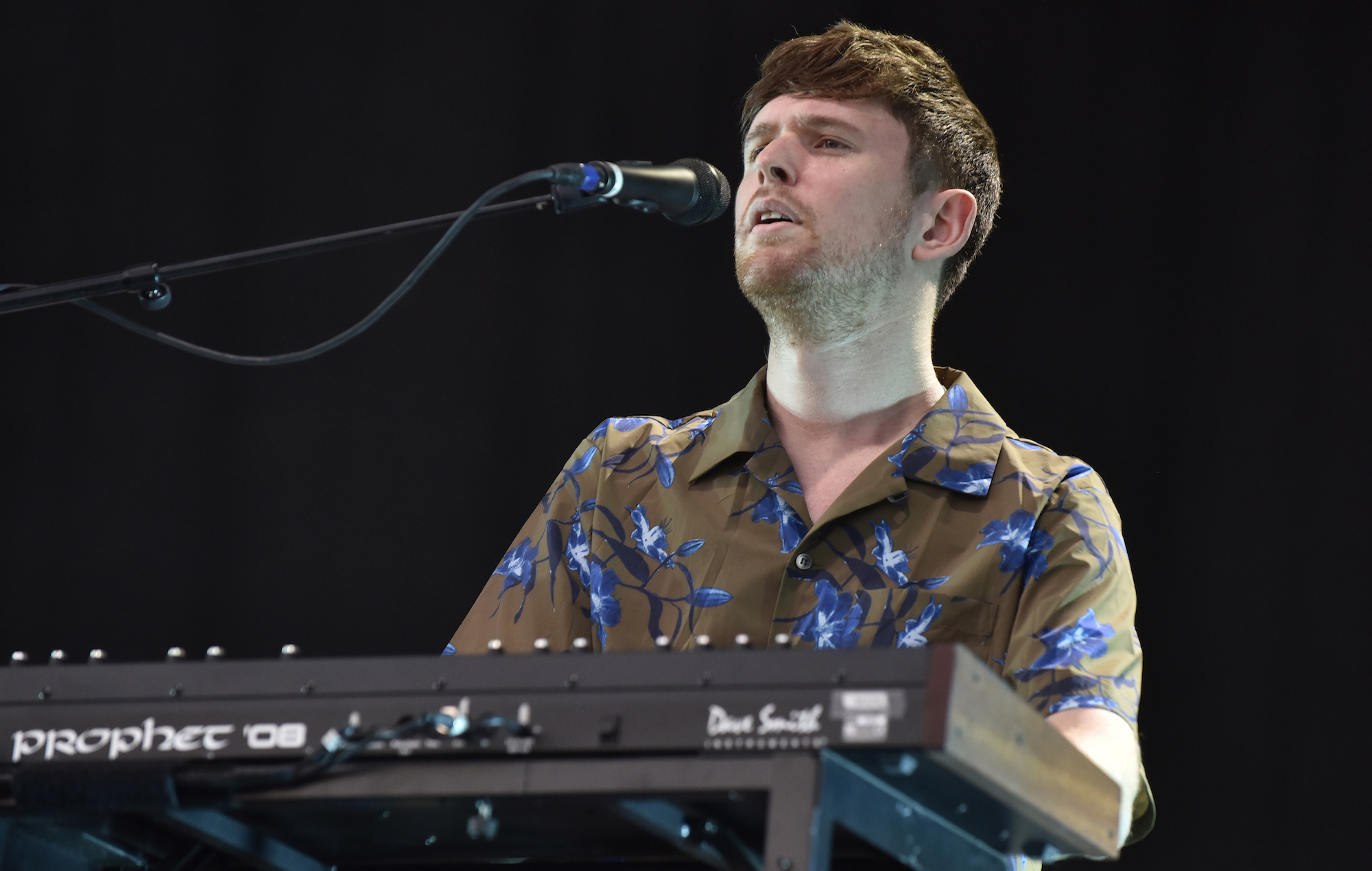 James Blake announces special show with Los Angeles Philarmonic Orchestra