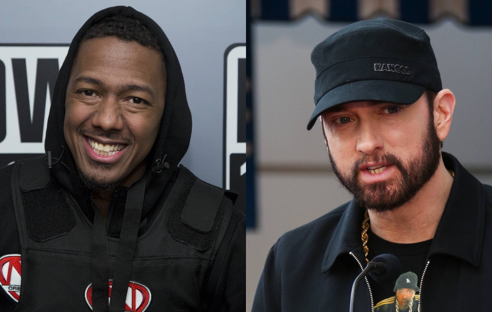 Nick Cannon Eminem
