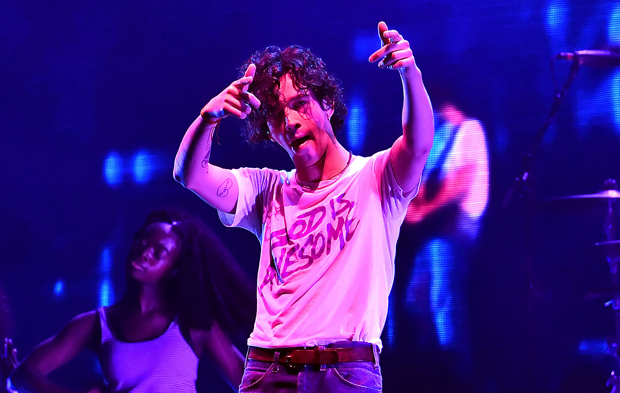 Matty Healy says The 1975 already have new songs for their next album