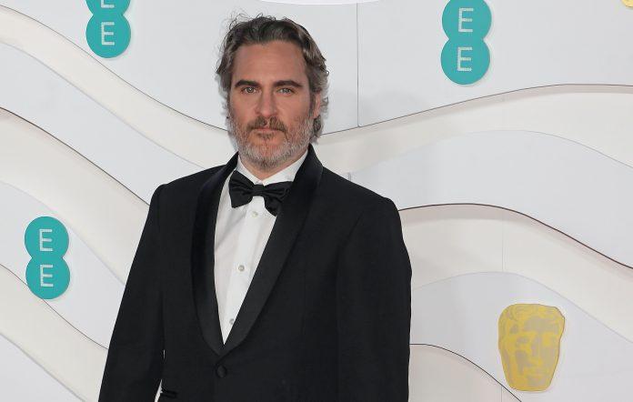 Joaquin Phoenix BAFTAs 2020