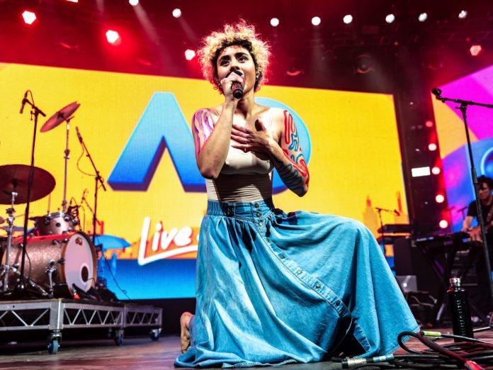 Montaigne Jessica Cerro Australia Decides 2020 Don't Break Me Eurovision
