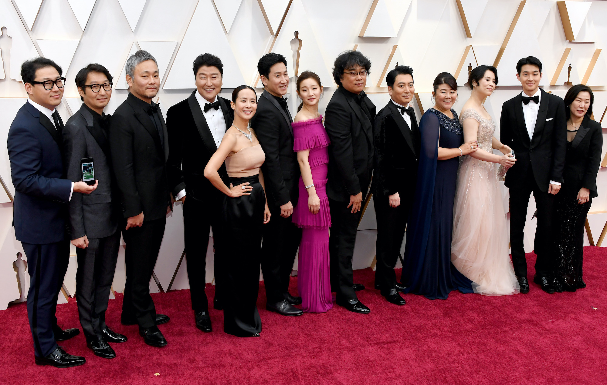 Parasite Oscars 2020