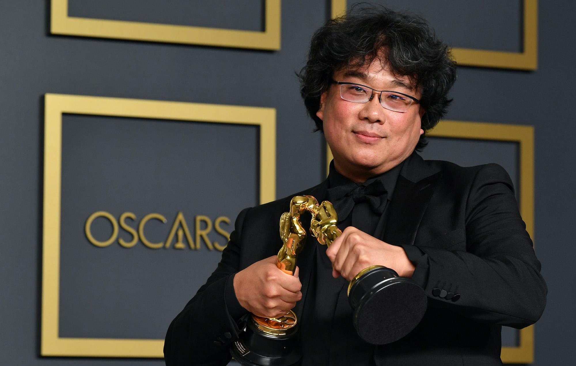 Bong Joon-ho Parasite Oscars 2020
