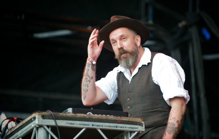 Andrew Weatherall has been remembered by Bobby Gillespie