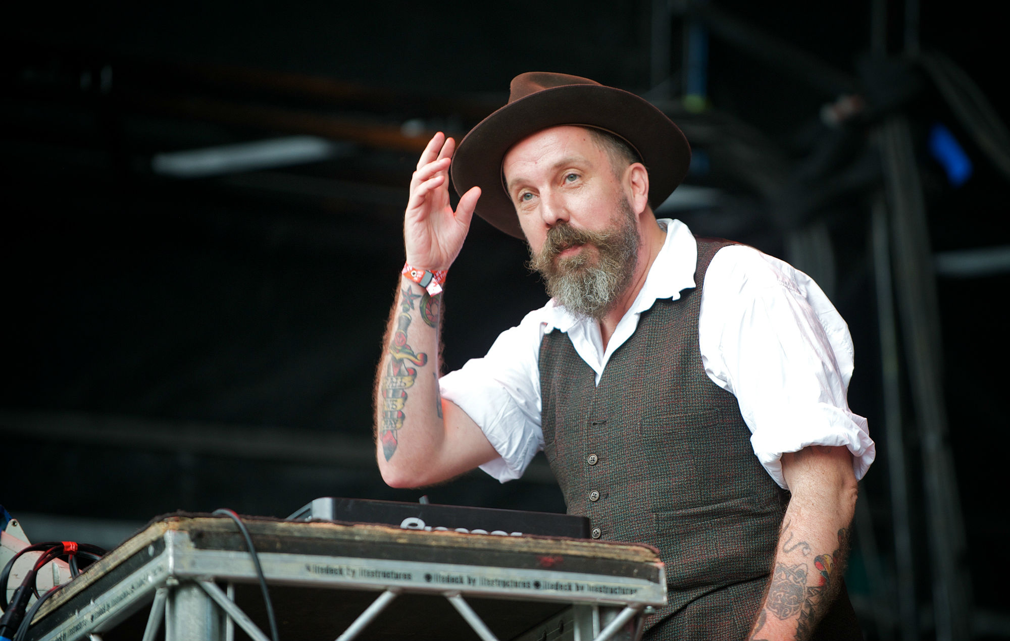 Andrew Weatherall – the NME obituary, 1963-2002: The innovator who bridged the worlds of rock and Ibiza