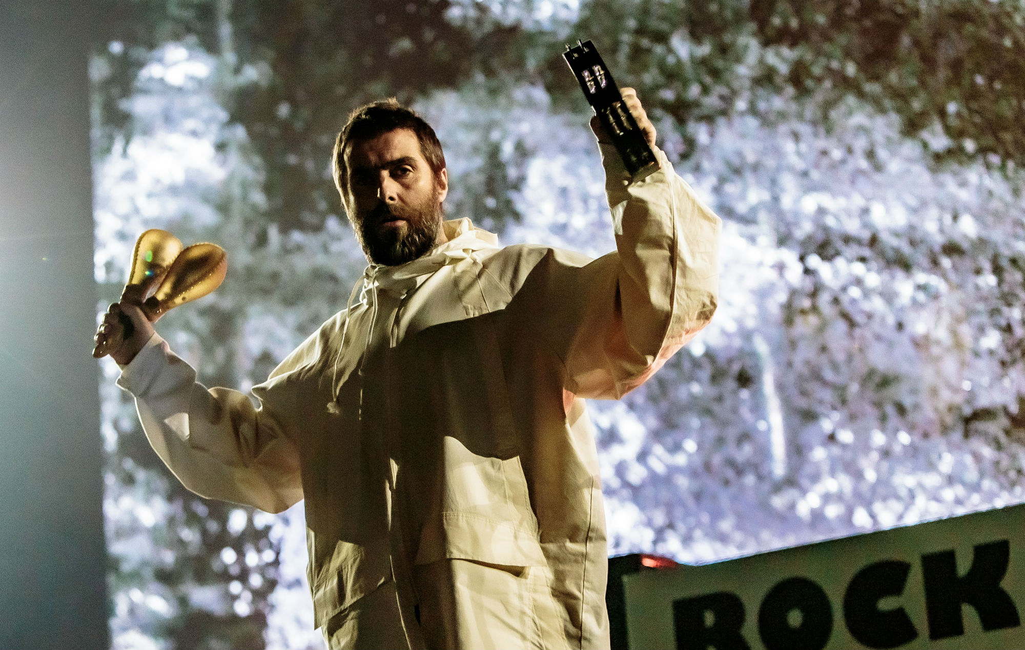 Liam Gallagher says he could play Knebworth on his own