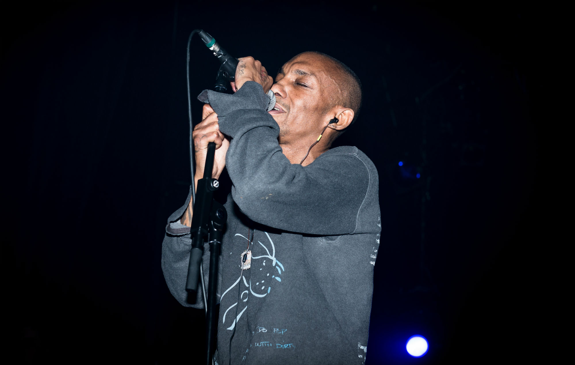 Tricky announces '20,20' EP and shares single 'Lonely Dancer'