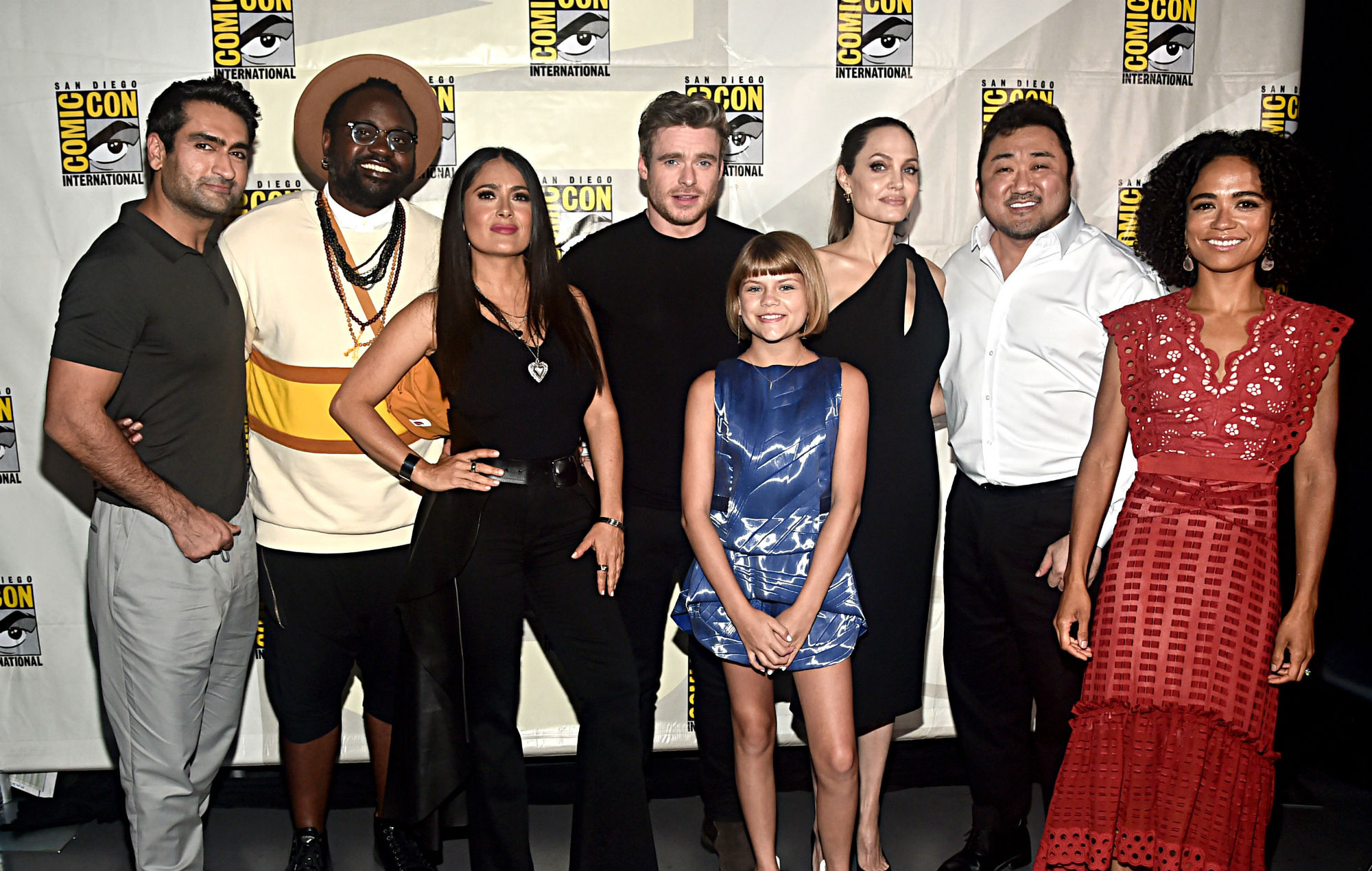 Marvel The Eternals cast