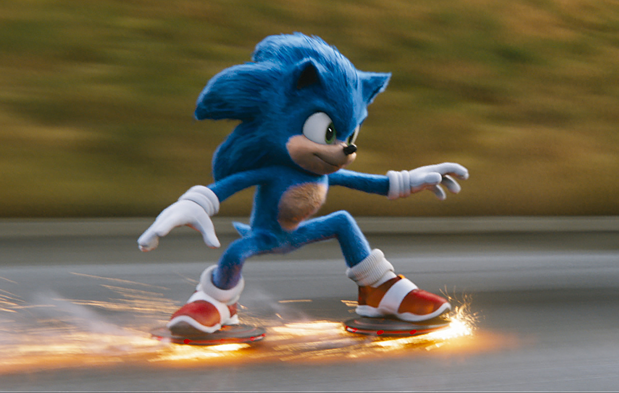 Sonic The Hedgehog Review A Messy But Enjoyable Tribute To The 90s