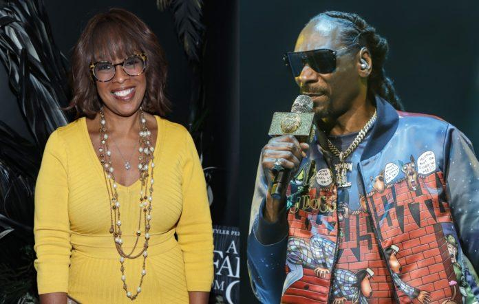 Snoop Dogg Gayle King