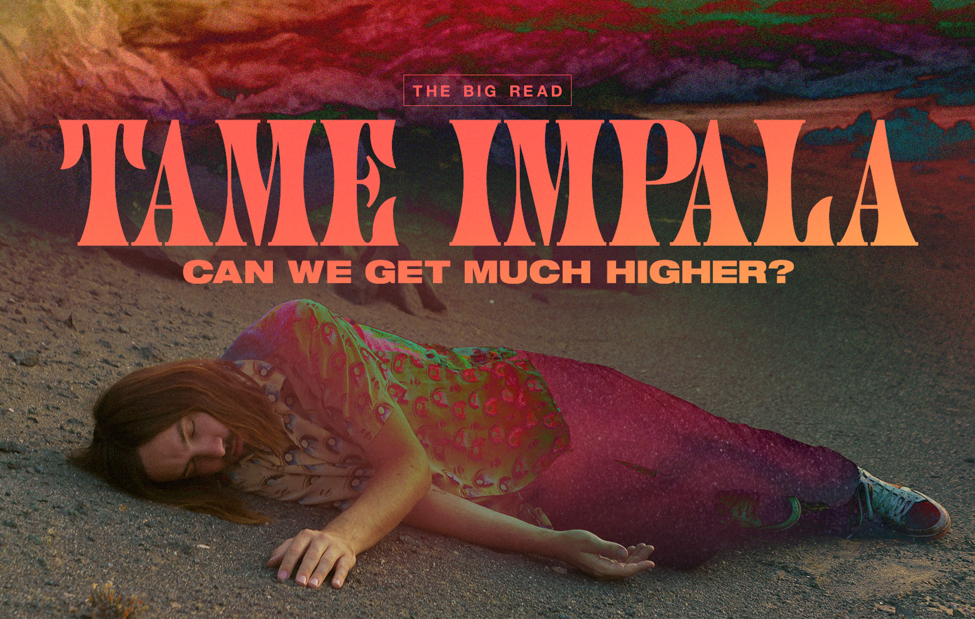 """The Big Read – Tame Impala: """"This band is the fantasy of music. It's The Lord Of The Rings"""" 