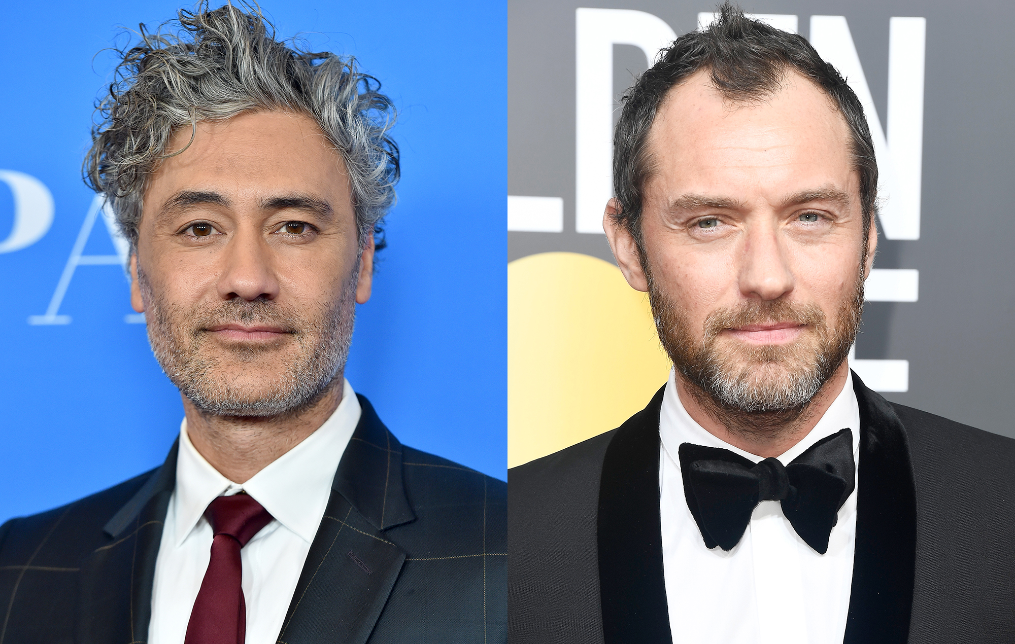 'The Auteur': Taika Waititi's gonzo horror-comedy series starring Jude Law