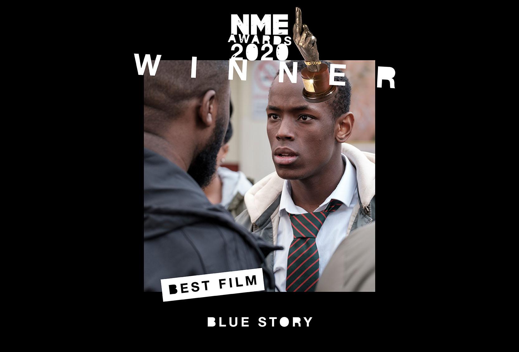 blue story nme awards 2020