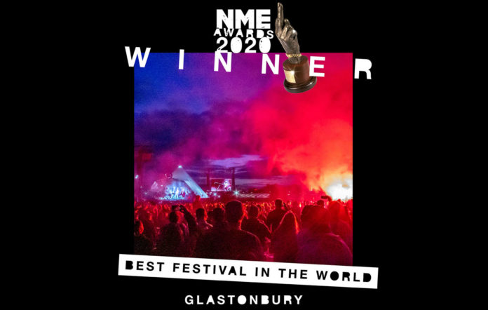 Glastonbury 2020 - NME Awards